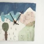 Kayo Suzuki wall clock!