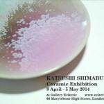 Katsushi Shimabukuro Exhibition