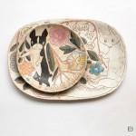 Makoto Kagoshima Ceramic Exhibition starts from 18th